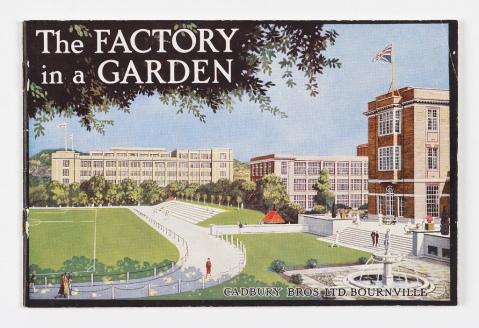 Cadbury The Factory in a Garden.