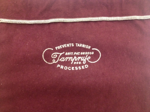 Tarnprufe bag