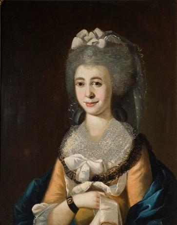 Portrait of Ann Fuller, 1786