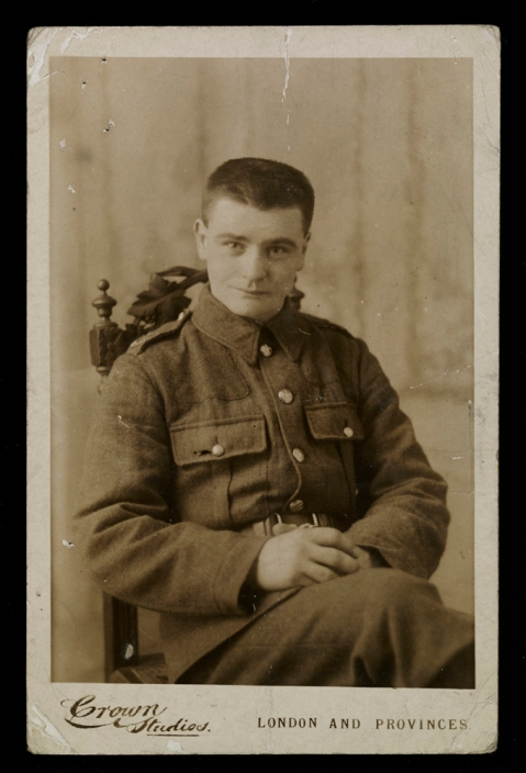 Private Fred Andrews