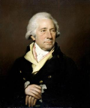 Portrait of Matthew Boulton by Lemuel Francis Abbot, 1801-03