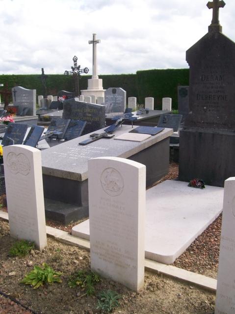 Wormhoudt Communal Cemetery