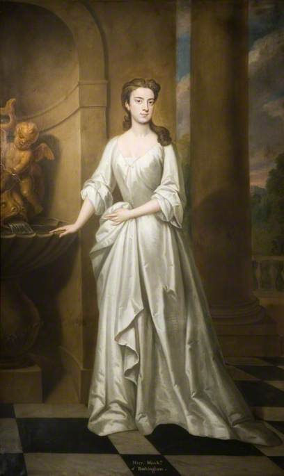 Mary, Marchioness of Rockingham (d.1761) by Godfrey Kneller