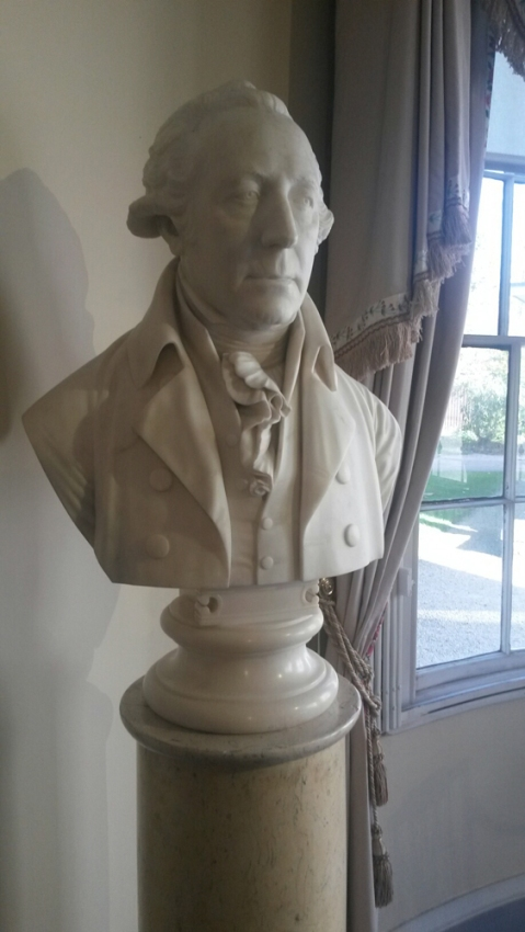 Bust of Matthew Boulton