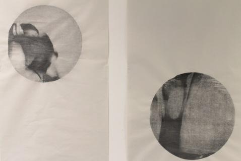 screen printing experiments